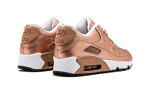 Nike Damen 859633-900 Sportschuhe, Bronze, 38,5 EU - 2
