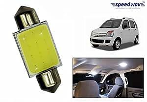 Speedwav Car Roof LED SMD Light WHITE-Maruti WagonR Type 2 (2003-2007)
