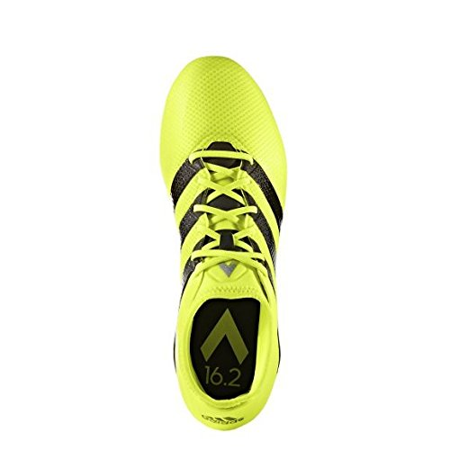 Adidas Ace 16.2 Primemesh Fg / Ag - Scarpe Da Calcio - Uomo, Giallo Nero / Refsil / Refsil