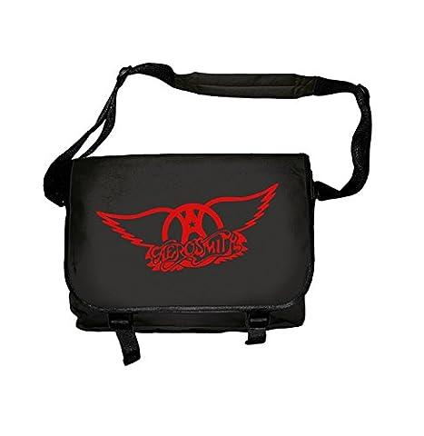 Aerosmith classic Logo offiziell Nue Schwarz