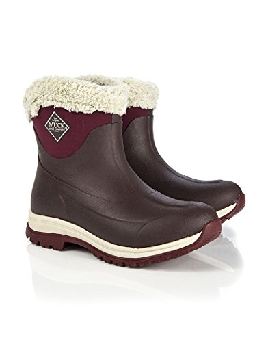 burgundy-muck-boot-co-womens-arctic-apres-slip-on-fleece-lined-8quot-wellington-boots-french-roast-s