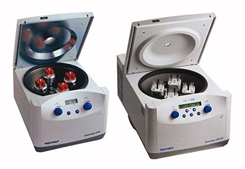 EPPENDORF 033716 centrifuga 5702 ripartita capacità 85 mL o 4 x 30 x 15 mL