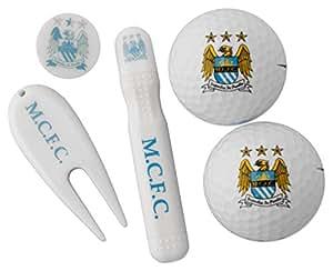 Manchester City Coffret cadeau de golf