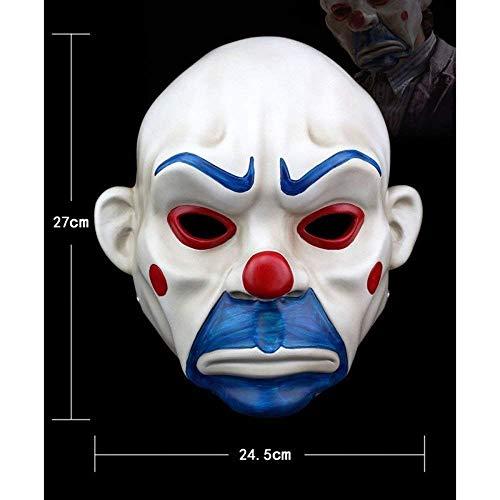 Kostüm Guy Sexy - NA Partei Masken Clown Maske Guy Kostüm Zubehör Party Cosplay Street Dance Masken