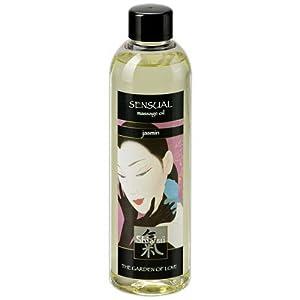 SHIATSU Massage Oil – Sensual Jasmin, 250 ml
