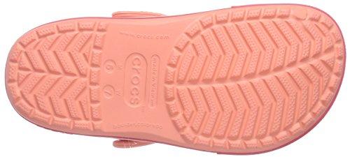 Crocs Crocband II - Zoccoli e sabot unisex Rosa (Melon/Coral)