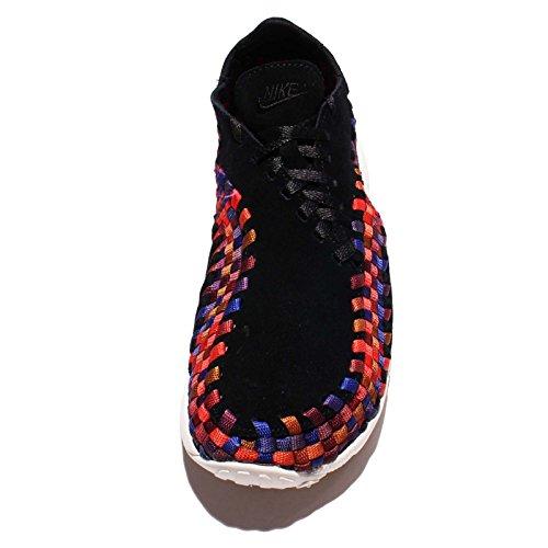 Nike  Air Footscape Woven, Baskets mode pour homme Noir