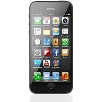 Apple iPhone 5 16GB negro smartphone como NUEVO en su embalaje original (10.2 cm (