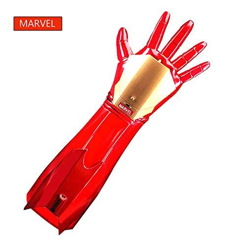 B&T Marvel Iron Man 1: 1 Arm Rüstung Wearable Filmrequisiten Cosplay (Laser für die rechte Hand)