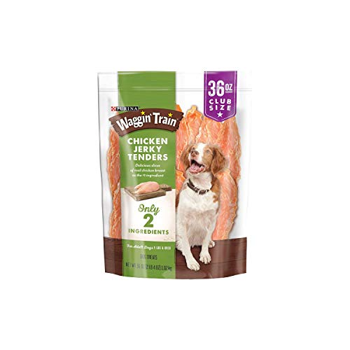 Purina Waggin Train Chicken Jerky Dog Treats,