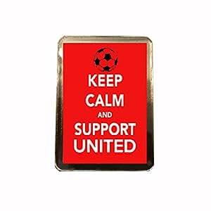 Manchester United - Keep Calm Fridge Magnet