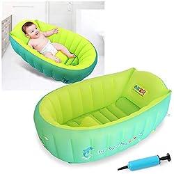 Vasca Bimbi Per Doccia.Vasca Da Bagno Gonfiabile Per Bambini Benessere E Igiene Al Top
