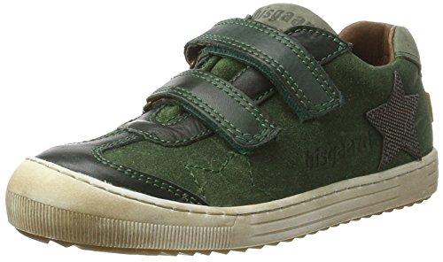 Bisgaard TEX boot 60316216, Unisex-Kinder  Sneakers Grün (1005-1 Forest)