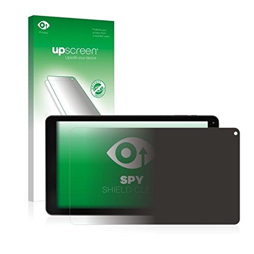 upscreen Spy Shield Clear Blickschutzfolie / Privacy für Blaupunkt Atlantis 1001A (Sichtschutz ab 30°, Kratzschutz, selbstklebend)