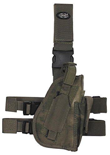Pistolenbeinholster, HDT-camo FG, rechts