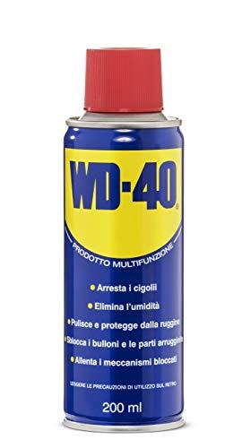 WD-40 Prodotto Multifunzione -Lubrificante Spray - 200 m