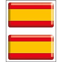 Artimagen Pegatina Bandera Rectángulo 2 uds.