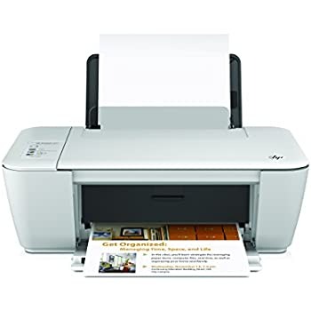 HP Deskjet 1510 All-In-One Printer with Start Up Inks - Grey