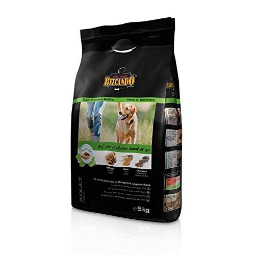 BELCANDO Trockenfutter ADULT LIGHT Diätfutter für Hunde 5,0 kg