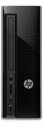 HP Slimline 270-p033in 2017 Tower Desktop (7th Generation Intel Core i3-7100/4GB/1TB/Windows 10 Home/Intel HD Integrated Graphics)