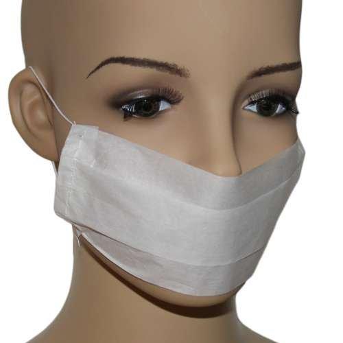Mundschutz 10 Stück, Zum Verbrauch bestimmte Pflegehilfsmittel
