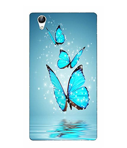 Case Cover Printed Back Cover for VIVO Y51L