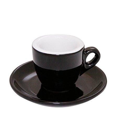 Nuova Point Espresso Tasse Palermo Schwarz
