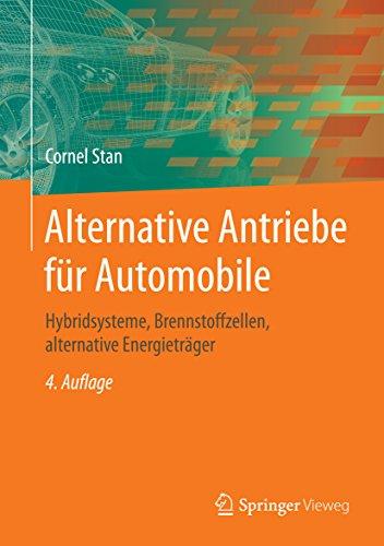 Alternative Antriebe für Automobile -