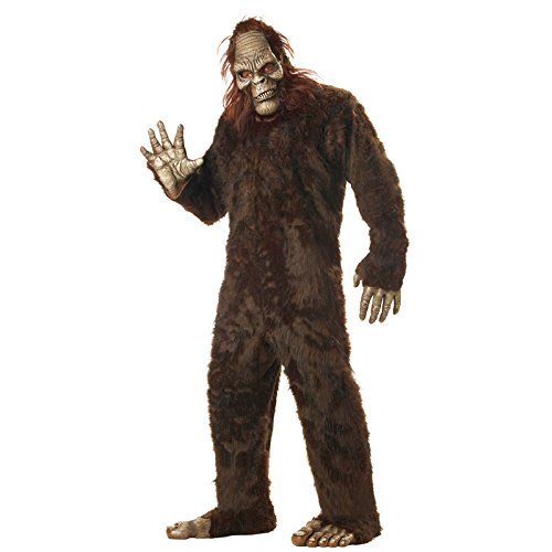 Aptafêtes – cs929648 – Kostüm Bigfoot – Einheitsgröße (Tier Themen Fancy Dress Kostüme)