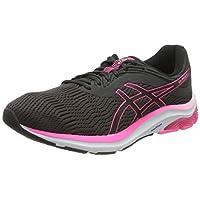 حذاء جل بلس 11 للركض للنساء من اسيكس, (GRAPHITE GREY/BLACK), 37 EU