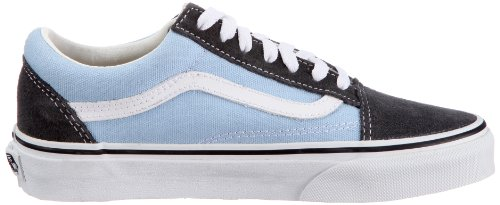 Vans Old Skool VKW65IO, Sneaker unisex adulto Bleu (Goldcoast Drks)