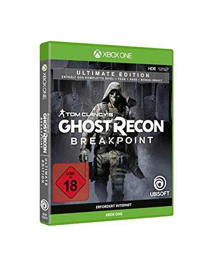 Tom Clancy\'s Ghost Recon Breakpoint - Ultimate Edition - [Xbox One]