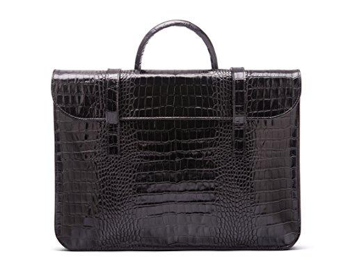 sagebrown-black-croc-luxury-leather-music-bag