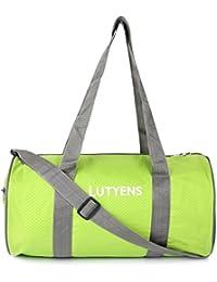 Lutyens Green Grey Hand Bag II Multiuse Bag II Smart Tuition Bag II Quality Gym Bag(21 Ltr) (Lutyens_207)
