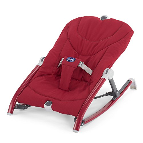 Chicco 04079825700000 Pocket Relax Sdraietta, Rosso