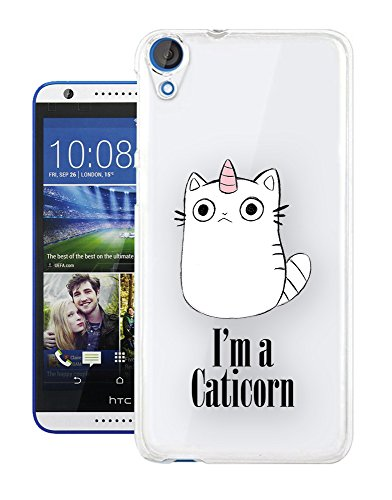 c1032-Cool-Cute-Caticorn-Pet-Unicorn-kitten-Cat-Whimsical-Design-Htc-Desire-820-Fashion-Trend-Protecteur-Coque-Gel-Rubber-Silicone-protection-Case-Coque