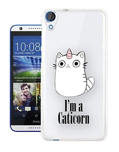 c1032-Cool-Cute-Caticorn-Pet-Unicorn-kitten-Cat-Whimsical-Design-Htc-Desire-820-Fashion-Trend-Protecteur-Coque-Gel-Rubber-Silicone-protection-Case-Coque