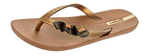 Ipanema Premium Gem Premium Flip Flops femmes / Sandales brown
