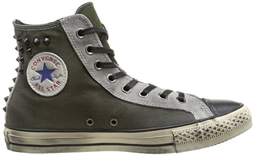 Converse All Star Hi All Star Hi Femme Gris fer/DRIZZLE