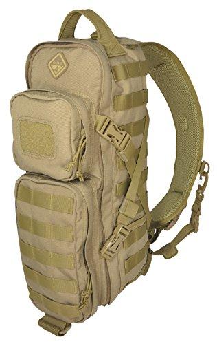 Hazard 4 Rucksack Evac Plan B Sling, Coyote, 50 x 22 x 16 cm, 17.6 Liter, EVC-PLB-CYT
