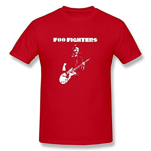Uomo's Foo Fighters Tour 2015 T-shirt