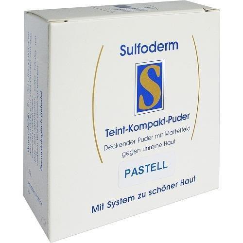 Mica Vitamine (Sulfoderm S teint Kompaktpuder Past, 10 g)
