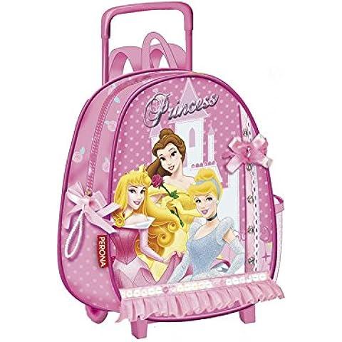 Principesse Disney Zaino Trolley Asilo
