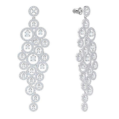 SWAROVSKI Damen-Statement-Ringe Edelstahl Kristall 5408280
