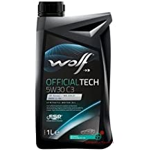 WOLF Olio motore 1 Litro OFFICIALTECH 5W30 C3 1L