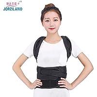 WYZQ Einstellbare Unisex Adult Posture Corrector Gürtel Schulter Rückenstütze Haltungskorrektur Gürtel Orthesen... preisvergleich bei billige-tabletten.eu