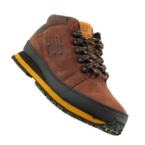 H&l Sportlichen Schuh (New Balance H754 Schuhe 9,5 Brown/Yellow)