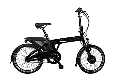 EBCO LSF-40 Lifestyle Folding Electric Bike