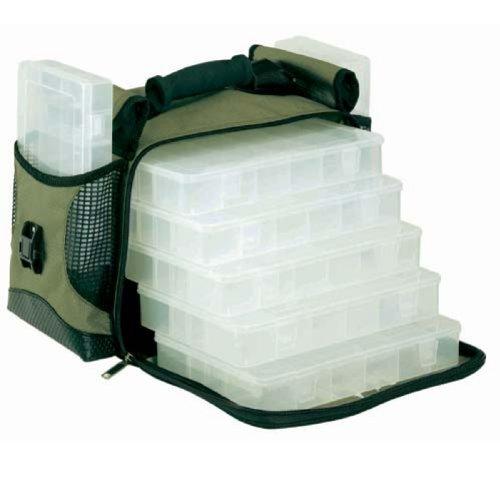 Dam Gerätetasche Mittel mit Boxen