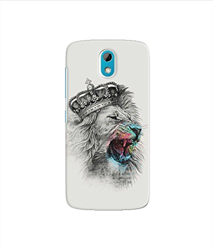 Kaira High Quality Printed Designer Soft Silicon Back Case Cover For HTC Desire 526G Plus(1438)